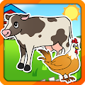 Game Animal Puzzle for Toddlers  APK for iPhone