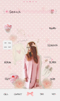 Screenshot of Romantic dodol launcher theme