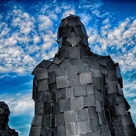 O Guerreiro by Marcelo Nunes - Buildings & Architecture Statues & Monuments