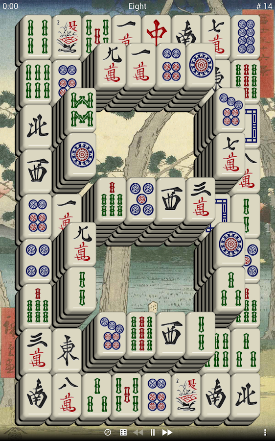 Mahjong Pocket Genius Screenshot 0