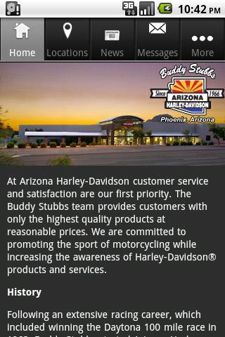 Arizona H-D