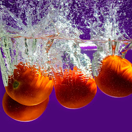 Tomato Bomb ^^ by Imanuel Hendi Hendom - Food & Drink Fruits & Vegetables