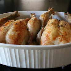 E-Z Roast Chicken