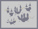 Thumbnail of the map 'Floating Forest'