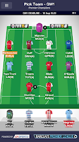 Screenshot of Fantasy Premier League 2014/15