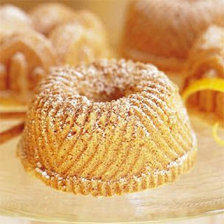 Mini Bundt Spice Cake Recipes