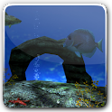 Ocean Aquarium 3D Free icon