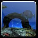 オーシャンアクアリウム3D無料 icon