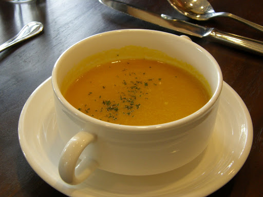 Pumpkin gold wing soup2