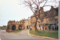 Chipping Campden village, Costwolds
