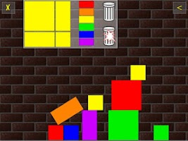 Screenshot of Blocks For Kids