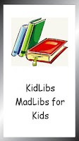 Screenshot of KidLibs
