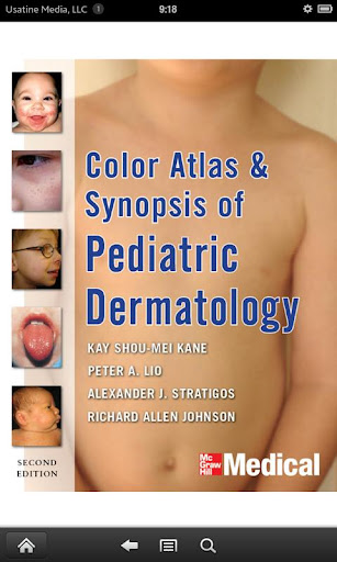 Atlas of Pediatric Dermatology