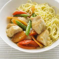 Sticky Orange Chicken Recipe | Yummly