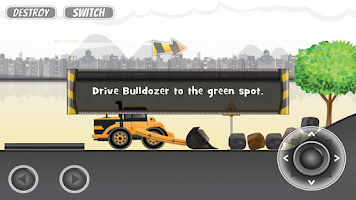 Screenshot of Construction City no ads
