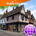 Ipswich Street Map icon