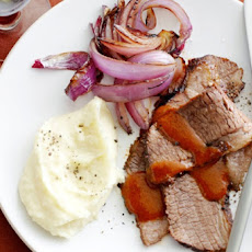 The Ultimate Braised Brisket