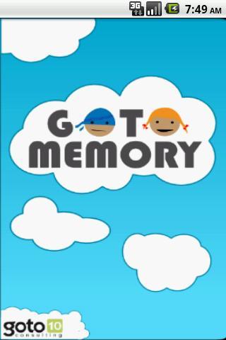 Goto Memory