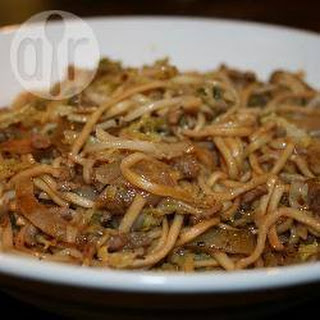 Beef Chow Mein Chicken Noodle Soup Recipes