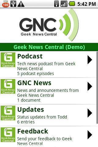 Accilent Content Demo App