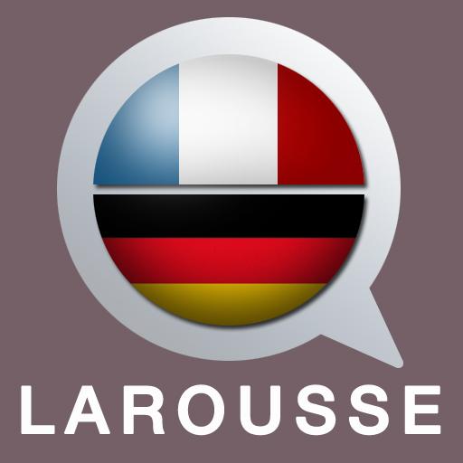 Dictionnaire allemand-français LOGO-APP點子