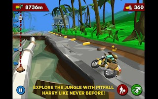 Screenshot of PITFALL!™
