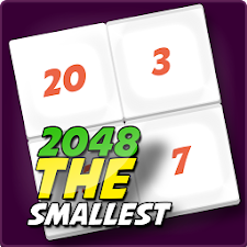 2048 The Smallest Online Free