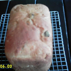 Cherry Almond Bread (bread Machine)