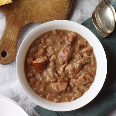 Red Beans with Andouille Sausage