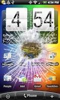 Screenshot of Phone hole - Screen cracker