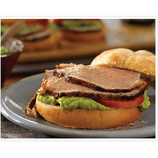 Slow-Cooked Pork Tortas