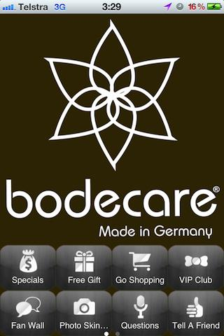 Bodecare Body Brushes