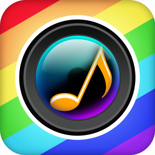 ボイスナップカメラ(音付き写真)〜サウンドフォトで臨場感 攝影 App LOGO-硬是要APP