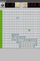 Screenshot of MineSweeper Super