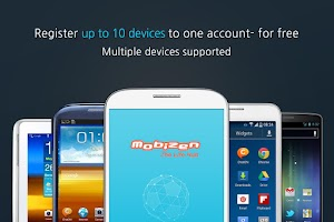 Screenshot of Mobizen-Your Android, Anywhere