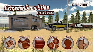 Screenshot of Extreme Demolition