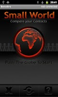 Screenshot of Compare contacts - Small World