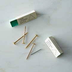 Equilateral Nails: Bronze, Set of 4