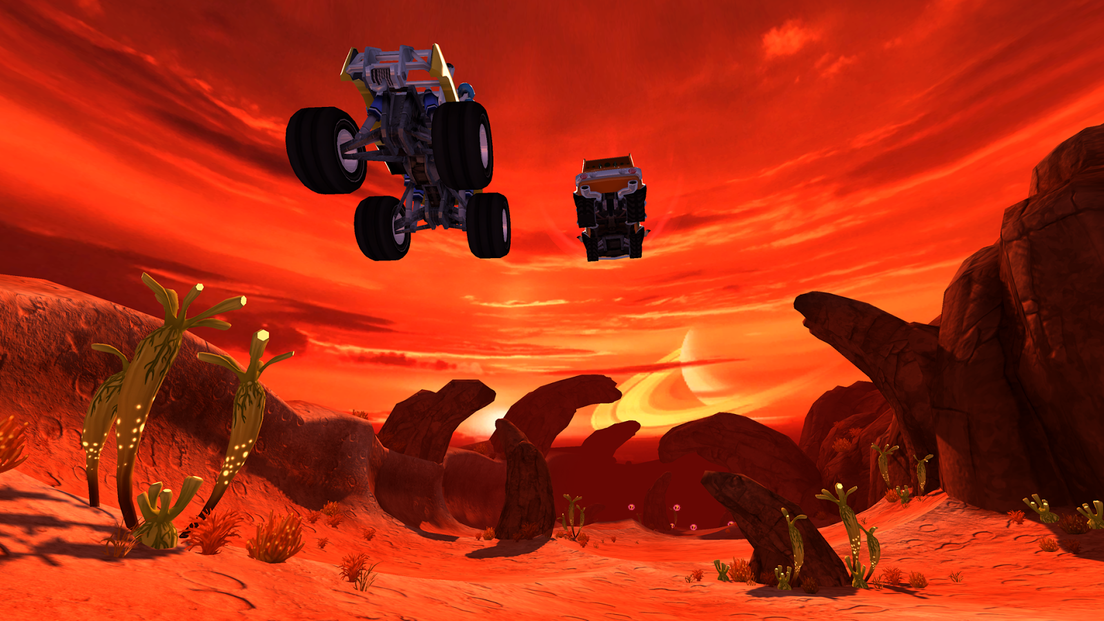 Beach Buggy Racing Screenshot 12