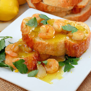 Shrimp Crostini Recipes