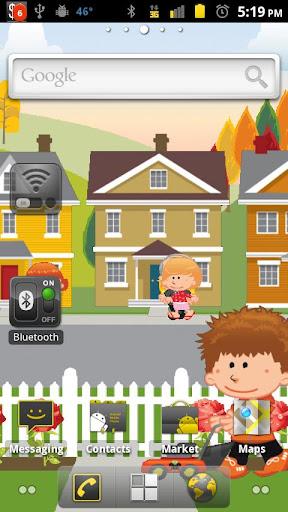 Burbs 무료 라이브 벽지