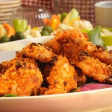 Chorizo Chicken Wings