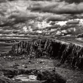 Walltown by ALEX DEMPSTER - Landscapes Mountains & Hills