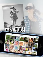 Screenshot of myvukee Postcard™