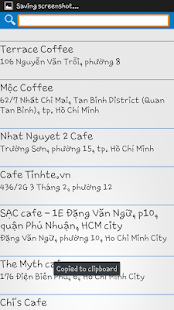 Restaurant Finder Vietnam - screenshot