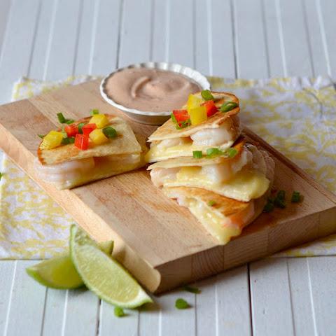 Shrimp Quesadilla Sauce Recipes | Yummly
