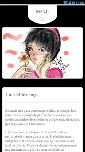 Dibujar Anime y Manga- screenshot thumbnail