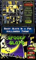 Screenshot of Spooky Slots - Halloween