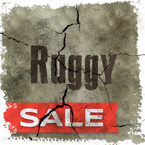 Ruggy - Icon Pack APK Cracked Download