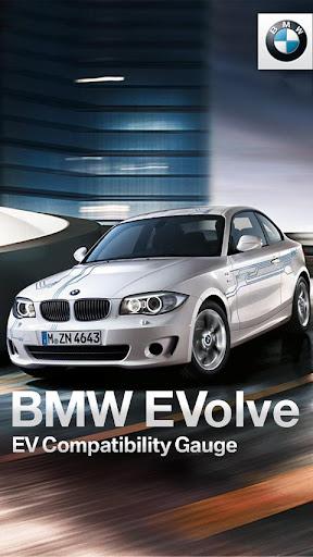 BMW EVolve App
